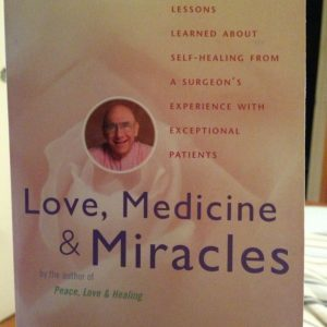 Book Review: Love, Medicine and Miracles by Dr. Bernie Siegel
