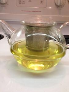 Untoasted Fennel Seed Tea
