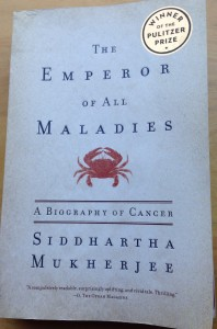 Book Review : The Emperor of All Maladies