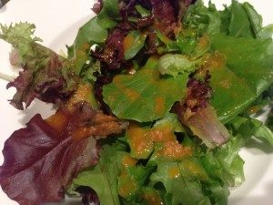 Cancer-Smart Salad Dressing