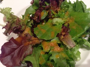 cancer-smart salad dressing recipe