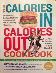 Book Review – The Calories In Calories Out Cookbook
