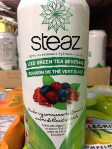 Fruit Flavoured Green Tea Beverage