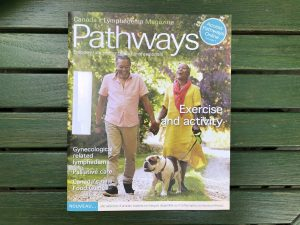 Cover of Pathways magazine fro Summer 2019