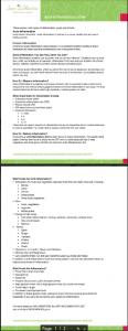 Anti-inflammatory Diet PDF