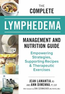 Book Cover for The Complete Lymphedema Management and Nutrition Guide